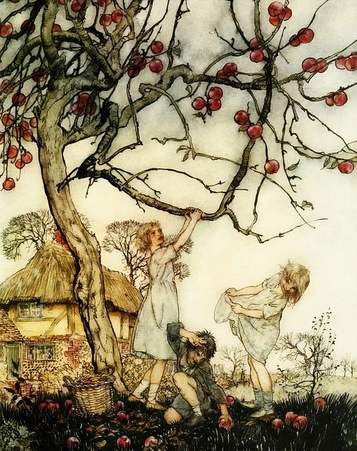El Árbol de Manzanas