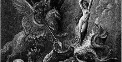 Perseo y Andromeda